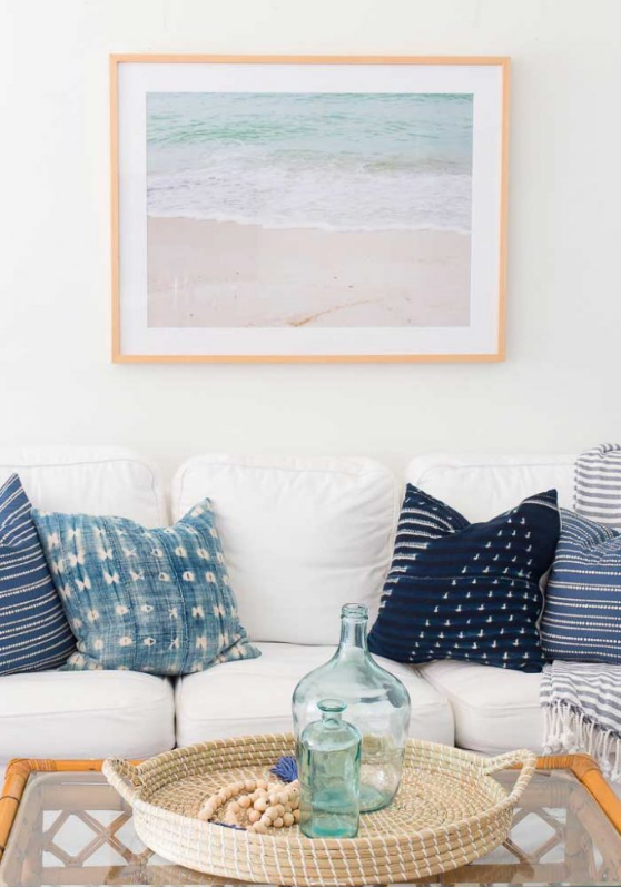 Pillows., pillows, pillows:  you can mix and match them, the result will always be nice