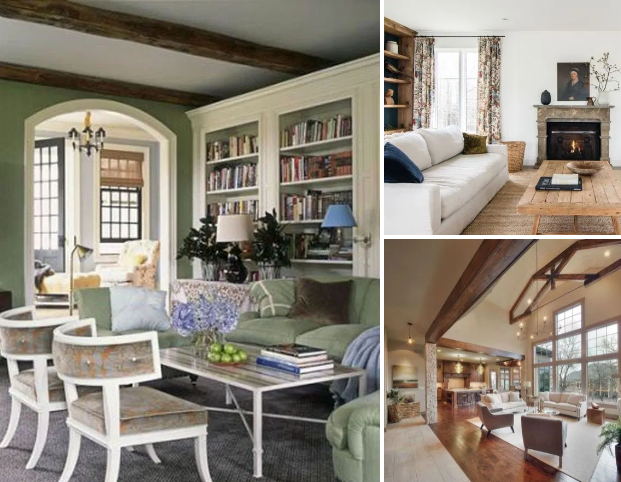 Warm Family House, Design Ideas