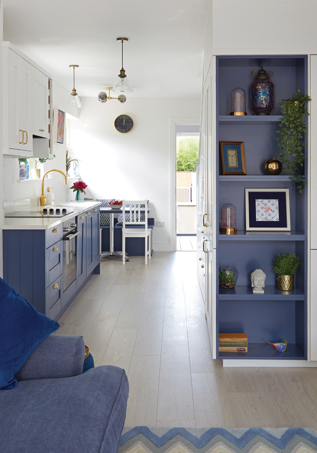 maximise your space, small space design ideas